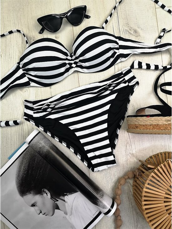 Fashion push up bikiny